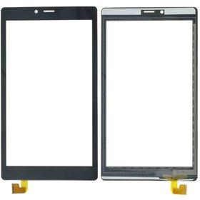 Тачскрин для Alcatel One Touch PIXI 4 (OT-9003X) черный