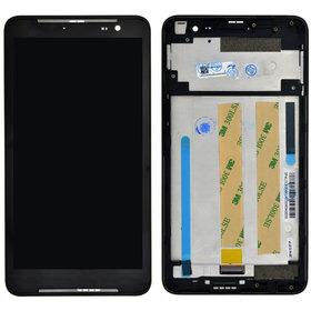 Модуль (дисплей + тачскрин) для Acer Iconia Talk S A1-724 черный