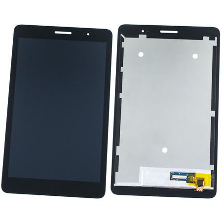 Модуль (дисплей + тачскрин) для Huawei MediaPad T3 8.0 LTE (KOB-L09) черный