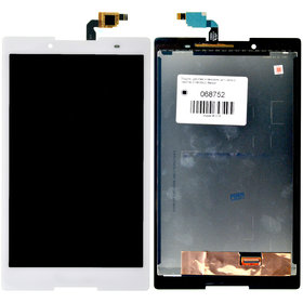 Модуль (дисплей + тачскрин) для Lenovo IdeaTab 2 A8-50LC белый