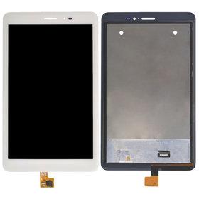 Модуль (дисплей + тачскрин) для Huawei MediaPad T1 8.0 (S8-701U) белый