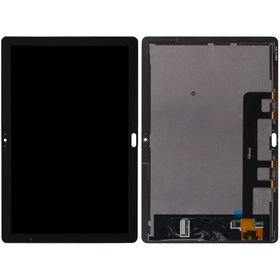 Модуль (дисплей + тачскрин) для Huawei MediaPad M5 Lite 10 (BAH2-L09) черный