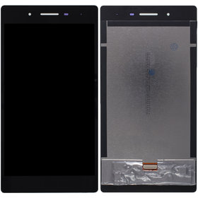 Модуль (дисплей + тачскрин) для Lenovo Tab 4 TB-7304I 3G черный