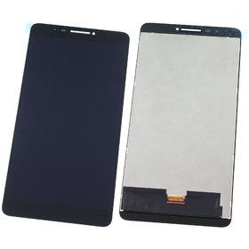 Модуль (дисплей + тачскрин) для Lenovo Tab 3 Plus TB-7703X черный