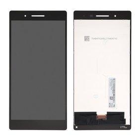 Модуль (дисплей + тачскрин) для Lenovo Tab 4 TB-7504X черный