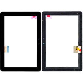 Тачскрин для Huawei MediaPad 10 Link+ (S10-231U) JDC.3159FPC-D черный с рамкой