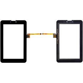 Тачскрин черный (С отверстием под динамик) Huawei MediaPad 7 Vogue (S7-602)