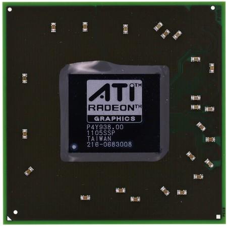 216-0683008 - Видеочип AMD Микросхема