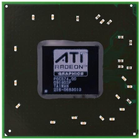 216-0683013 - Видеочип AMD Микросхема