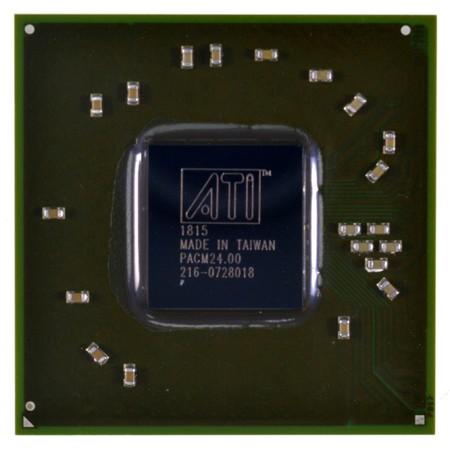 216-0728018 - Видеочип AMD Микросхема (датакод 18)