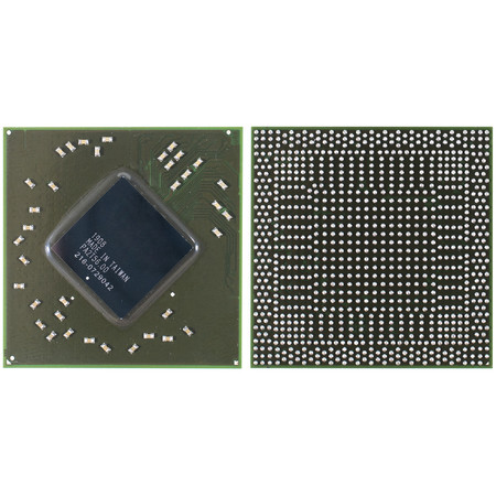 216-0729042 - Видеочип AMD Микросхема (датакод 18)