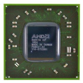 216-0752001 (RS880) - Северный мост AMD Микросхема (датакод 18)
