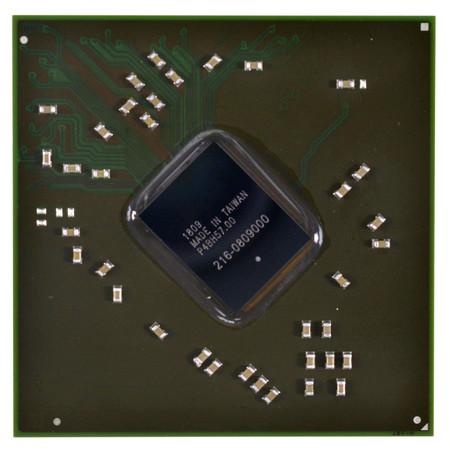 216-0809000 - Видеочип AMD Микросхема (датакод 18)