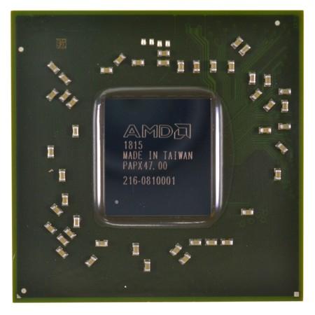 216-0810001 - Видеочип AMD Микросхема