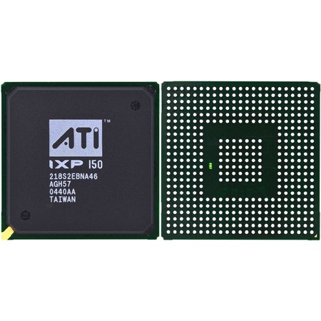 218S2EBNA46 (IXP150) - Южный мост AMD Микросхема