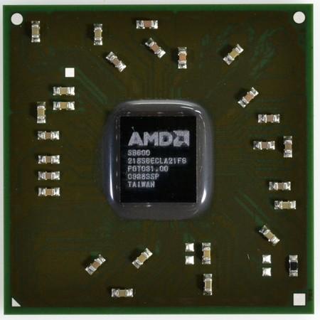218S6ECLA21FG (RS600ME SB600) - Южный мост AMD Микросхема