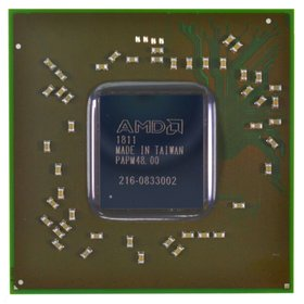 216-0833002 - Видеочип AMD (датакод 18)