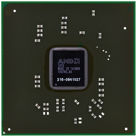 216-0841027 - Видеочип AMD Микросхема