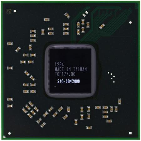 216-0842000 - Видеочип AMD Микросхема