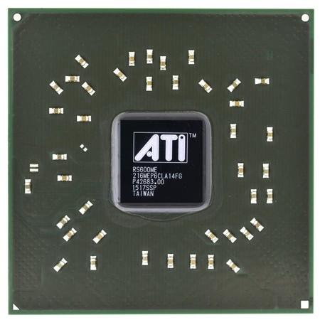 216MEP6CLA14FG (RS600ME) - Северный мост AMD Микросхема