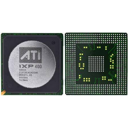 218S4EASA32HK (IXP400, SB400) - Южный мост AMD Микросхема