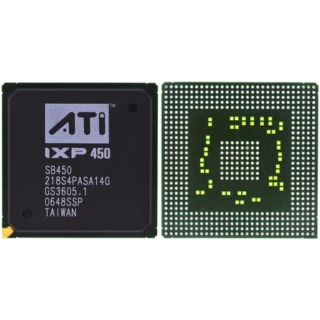 218S4PASA14G (IXP450, SB450) - Южный мост AMD Микросхема