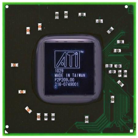 216-0749001 - Видеочип AMD Микросхема