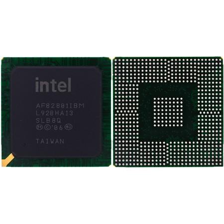 AF82801IBM (SLB8Q) - Южный мост Intel Микросхема