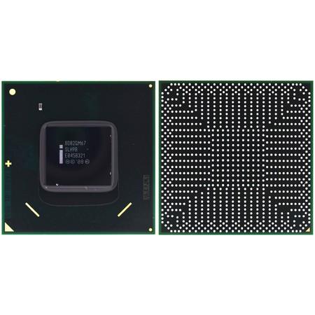 BD82QM67 PCH (SLH9B) - Северный мост Intel Микросхема