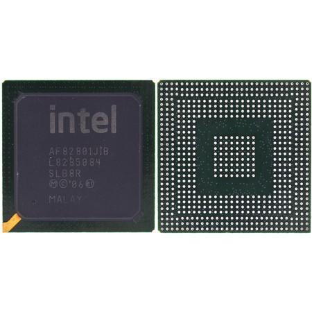 AF82801JIB (SLB8R) - Южный мост Intel Микросхема