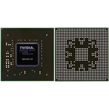 G84-601-A2 (8600M GT, 128bit) - Видеочип nVidia Микросхема