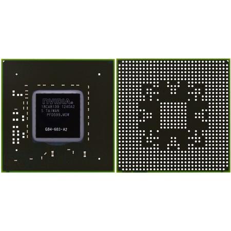 G84-603-A2 (8600M GT, 128bit) - Видеочип nVidia Микросхема