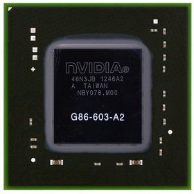 G86-603-A2 (8400M GT) - Видеочип nVidia