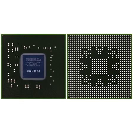 G86-731-A2 (8600M GS) - Видеочип nVidia Микросхема