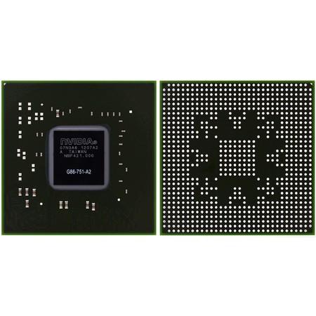 G86-751-A2 (8600M GS) - Видеочип nVidia Микросхема