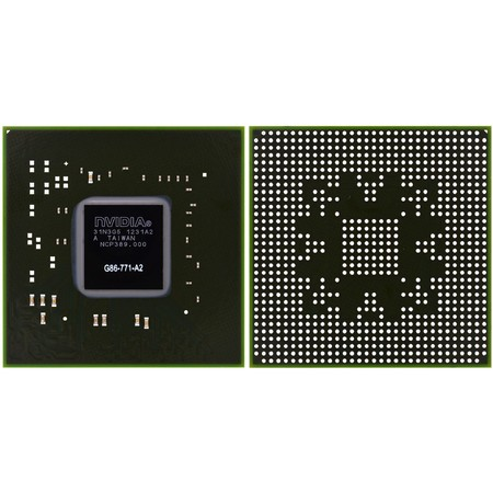 G86-771-A2 (8600 GS) - Видеочип nVidia Микросхема