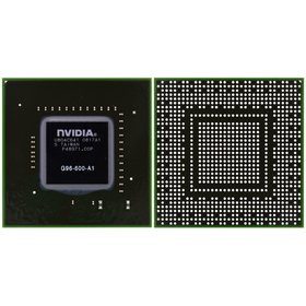 G96-600-A1 (9600M GS) - Видеочип nVidia
