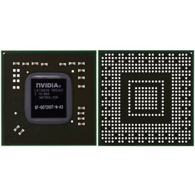 GF-GO7200T-N-A3 (Go7200) - Видеочип nVidia