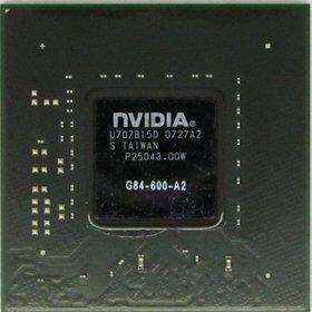 G84-600-A2 (8600M, 128bit) - Видеочип nVidia