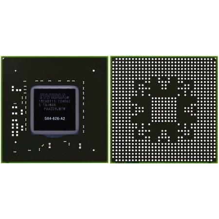 G84-626-A2 (128bit) - Видеочип nVidia Микросхема