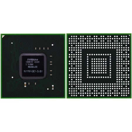 N11M-GE1-S-B1 (G210M) - Видеочип nVidia Микросхема