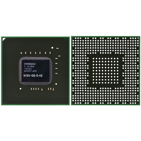 N15V-GM-S-A2 - Видеочип nVidia Микросхема