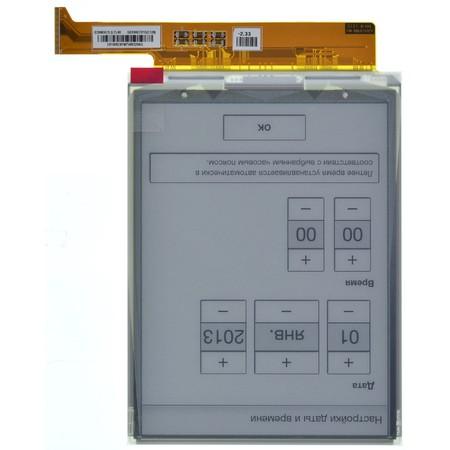 Экран для электронной книги ED060XC5(LF)