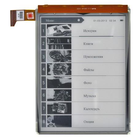 Экран для электронной книги ED060XC9 (LF)H2-00