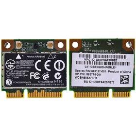Модуль Wi-Fi 802.11b/g/n Half Mini PCI-E - FCC ID: PPD-AR5B195 (HP)