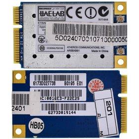 Модуль Wi-Fi 802.11b/g Mini PCI-E - FCC ID: PPD-AR5BXB61
