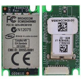 Модуль Bluetooth - FCC ID: QDS-BRCM1018