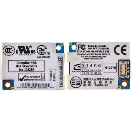 Модуль связи Bluetooth - FCC ID: S56MD01B13054