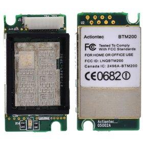 Модуль Bluetooth - FCC ID: LNQBTM200