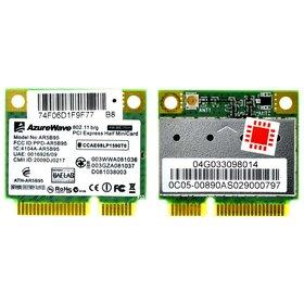 Модуль Wi-Fi 802.11b/g Half Mini PCI-E - FCC ID: PPD-AR5B95 Asus EEE PC 1201